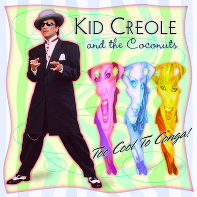 Kid Creole Cover