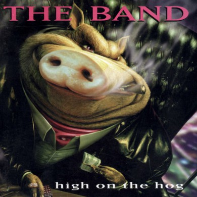 The Band High on the Hog